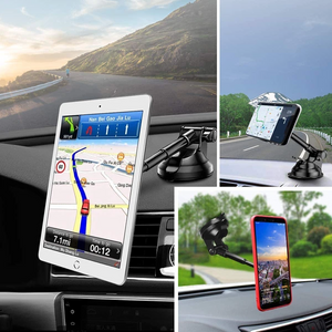 How much do you know about the magnetic car phone holder?