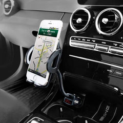 Amoner Phone Holders Amoner 4-in-1 Car Phone Holder