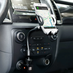 Amoner 3-in-1 Car Phone Holder