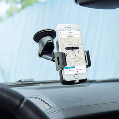 Amoner windshield cell phone holder