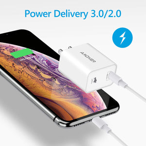 Amoner 18W PD 3.0 Charger