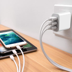 Amoner Charger Charging Phones & Tablets