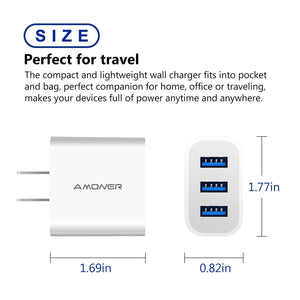 Amoner Compact & Lightweight Chargers