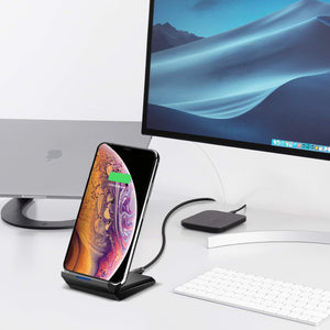Amoner 15W Wireless Charger In Office