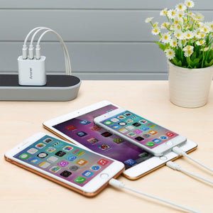 Amoner Charger For iPhone, iPad, Samsung, LG And More For Spain