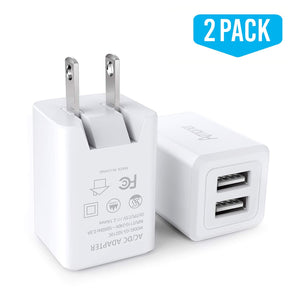 Amoner 10W 2 Port Charger