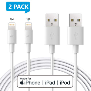 Amoner MFi Certified Lightning Cable For Spain