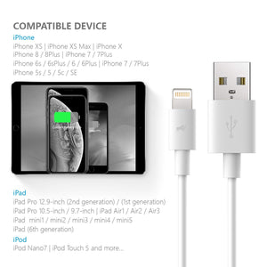 Amoner Most Durable Lightning Cable For Spain