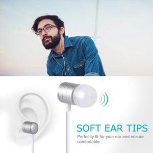 Amoner Wired Ear Buds4