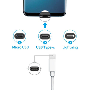 Amoner USB Type C Cable