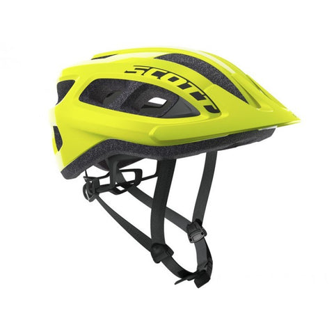 Scott Supra Helmet - YELLOW