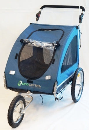 Bicycle Pet Trailer / Jogger - LARGE - ProSeries Cycling