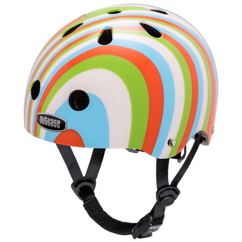 Baby Nutty Nutcase Helmet - Nutty Swirl