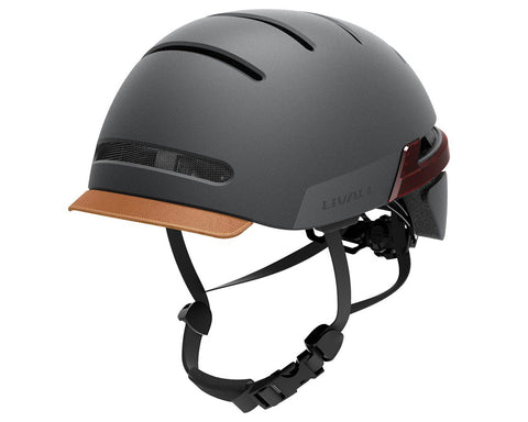 Livall Bicycle Helmet - BH51 M - GREY