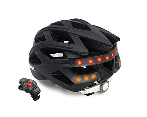 Livall Bicycle Helmet with Brake Lights & Blinkers! - BH60SE