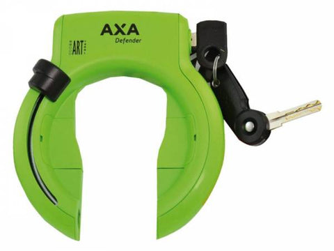 AXA Defender Frame Lock, Green