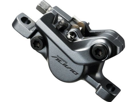 BR-M4050 DISC BRAKE CALIPER ALIVIO w/RESIN PAD w/oROTOR