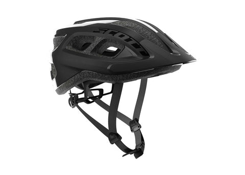 Scott Supra Helmet - BLACK
