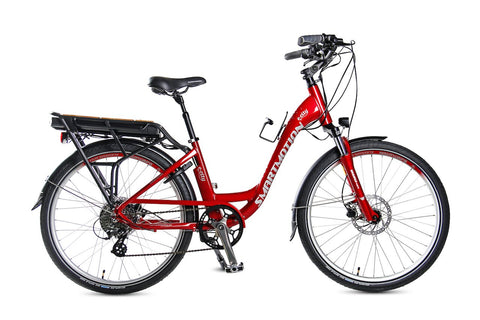 Bicycle Rental Electric Smart Motion E City Half Day / 12 hrs