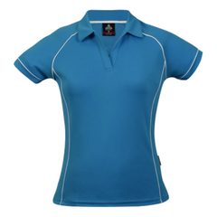 Womens Ready to Go Polo Shirts