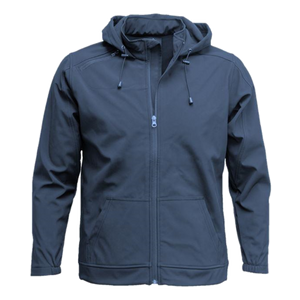 Adults 3K Softshell Jacket - Colour Navy