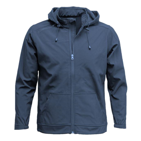 Image of Adults 3K Softshell Jacket, Colour: Navy