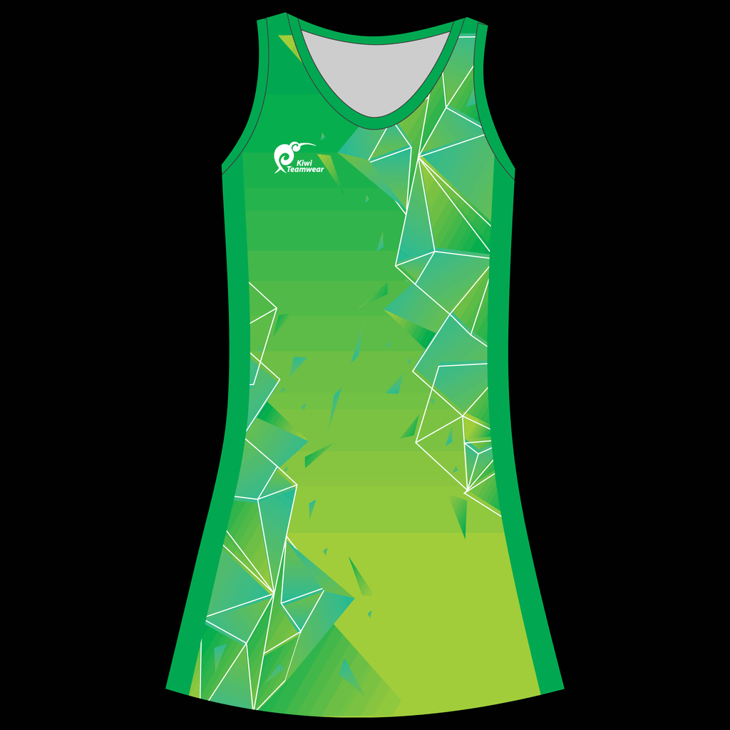 Womens Sublimated Dress - Type A190022NHD