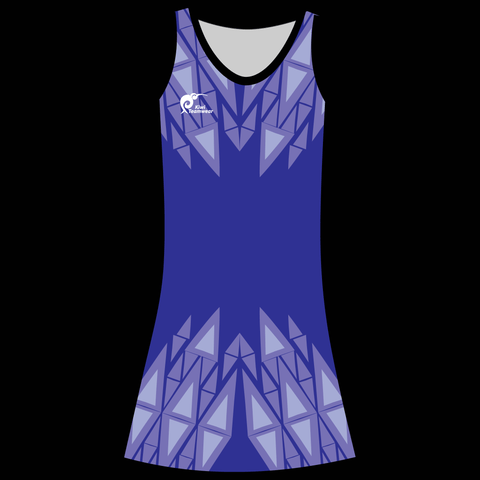 Image of Womens Sublimated Dress - Type A190024NHD