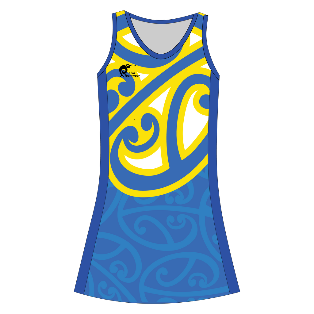 Womens Sublimated Dress - Type A190026NHD