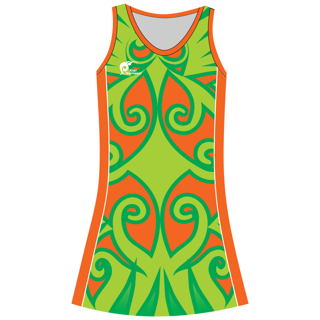 Girls Sublimated Dress, Type: A190027NHD