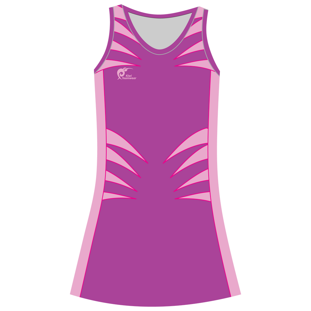 Girls Sublimated Dress, Type: A190028NHD