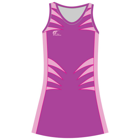 Image of Womens Sublimated Dress - Type A190028NHD