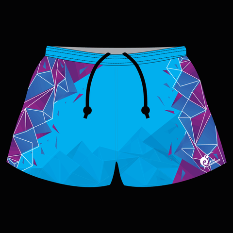 Image of Mens Sublimated Rugby Shorts - Type A190030SRS