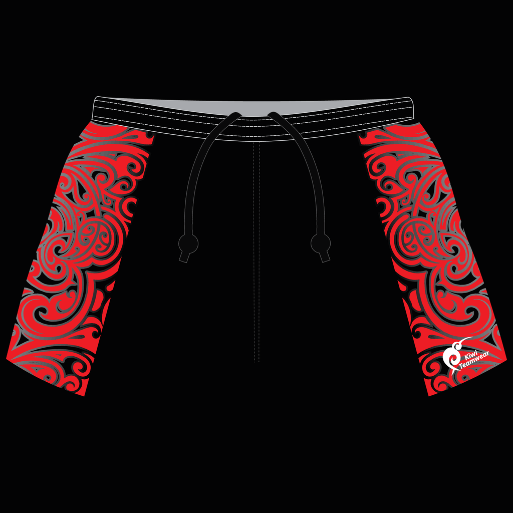 Mens Sublimated Rugby Shorts - Type A190032SRS