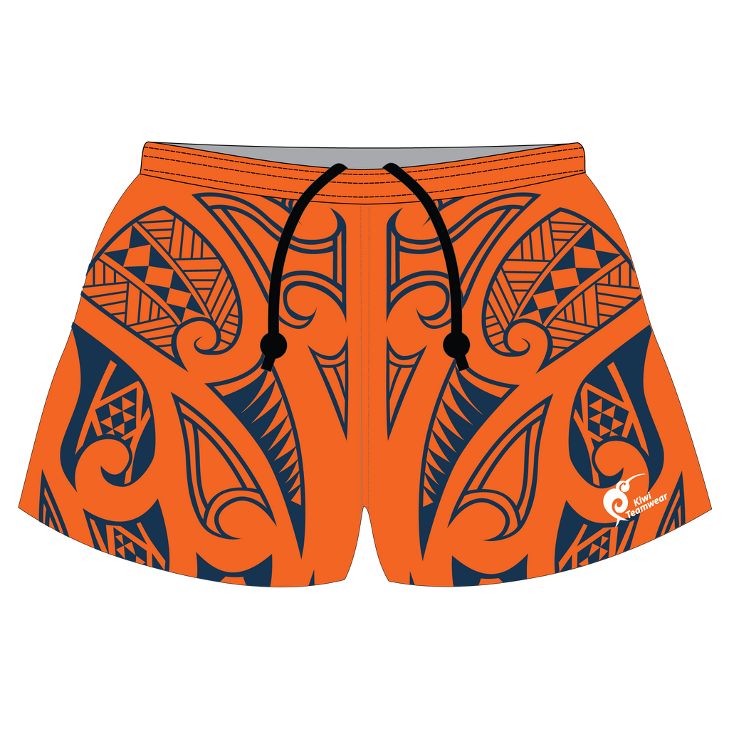 Mens Sublimated Rugby Shorts - Type A190035SRS