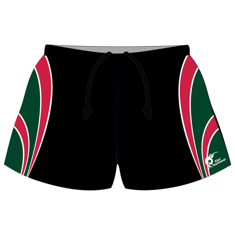Image of Mens Sublimated Rugby Shorts - Type A190036SRS