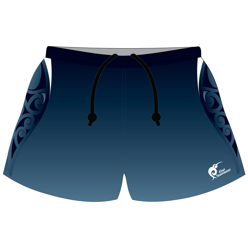 Mens Sublimated Rugby Shorts - Type A190037SRS