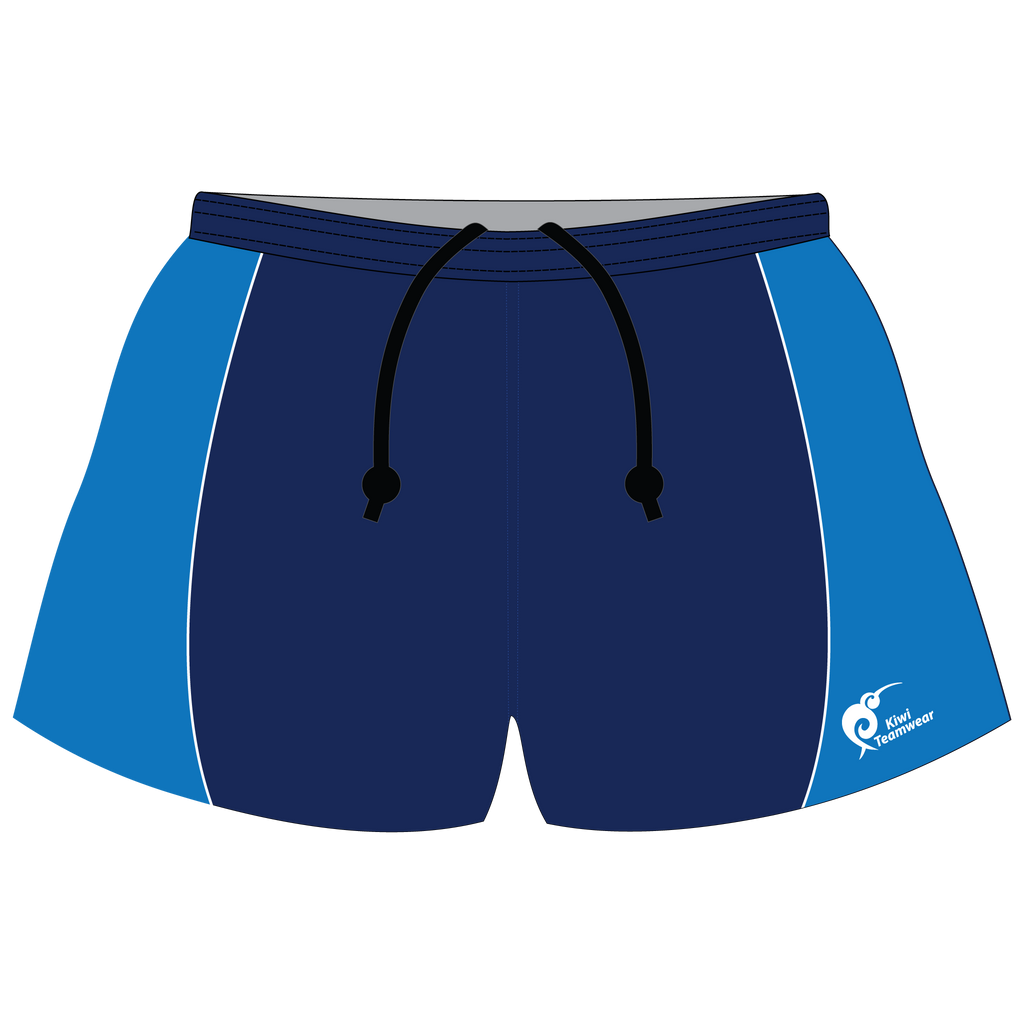 Mens Sublimated Rugby Shorts - Type A190038SRS
