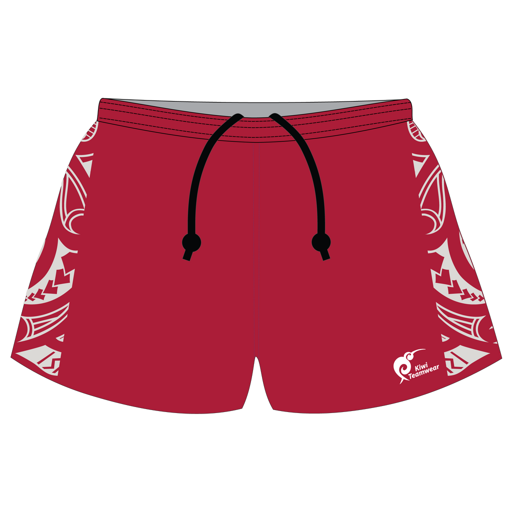 Mens Sublimated Rugby Shorts - Type A190041SRS