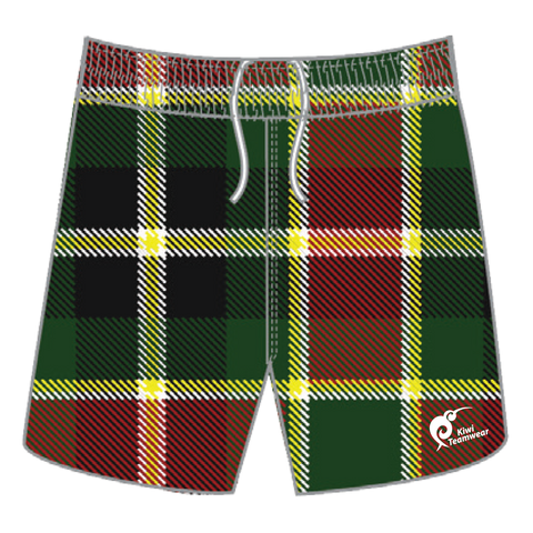 Image of Golden Oldies Rugby Shorts - Type A190044GOS