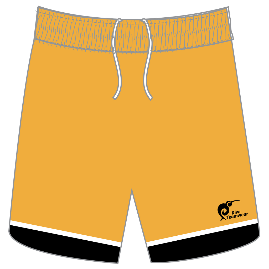 Golden Oldies Rugby Shorts - Type A190045GOS