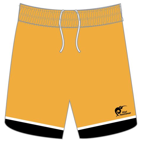 Image of Golden Oldies Rugby Shorts - Type A190045GOS