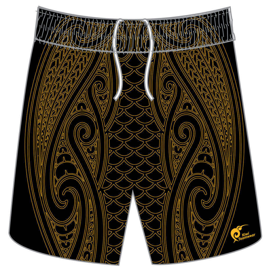 Golden Oldies Rugby Shorts - Type A190048GOS