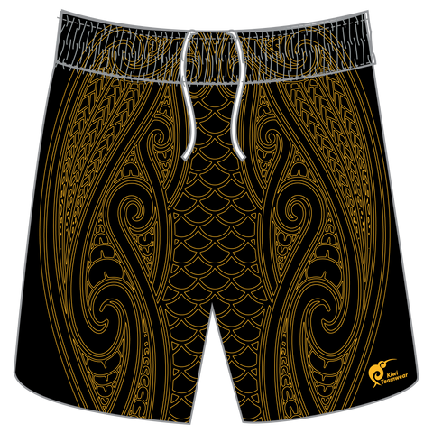 Image of Golden Oldies Rugby Shorts - Type A190048GOS