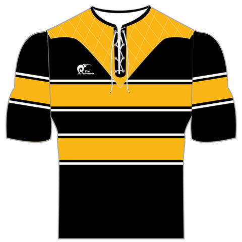 Image of Golden Oldies Rugby Jersey, Type: A190067GOJ