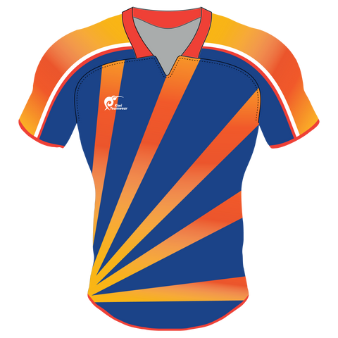 Image of Mens Sublimated Rugby Jersey, Type: A190078SRJ