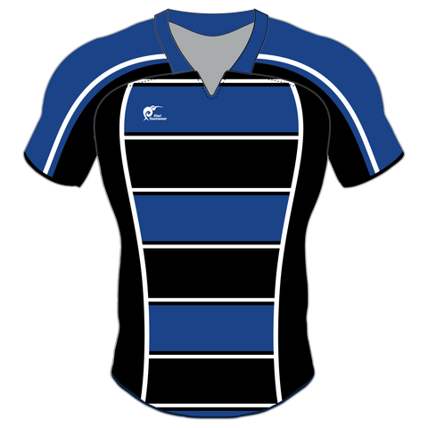 Image of Mens Sublimated Rugby Jersey, Type: A190080SRJ