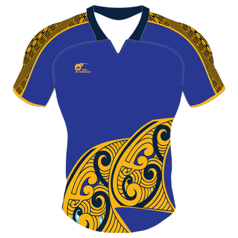 Image of Mens Sublimated Rugby Jersey, Type: A190082SRJ
