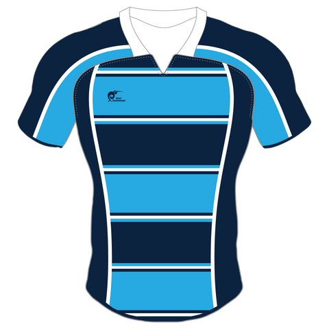 Image of Mens Sublimated Rugby Jersey, Type: A190083SRJ