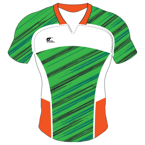 Image of Mens Sublimated Rugby Jersey, Type: A190085SRJ